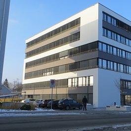 Immeuble Route St-Nicolas-de-Flüe à Fribourg - année 2011 - 2012