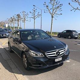 Mercedes-Benz E-Class Executive Sedan