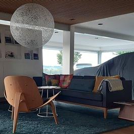 Lounge für Kunden