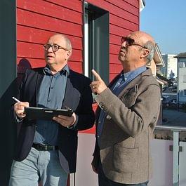 Analyse von Immobilien IKZ suisse ag