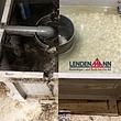 Neutralisationsbox vor- und nach der Reinigung