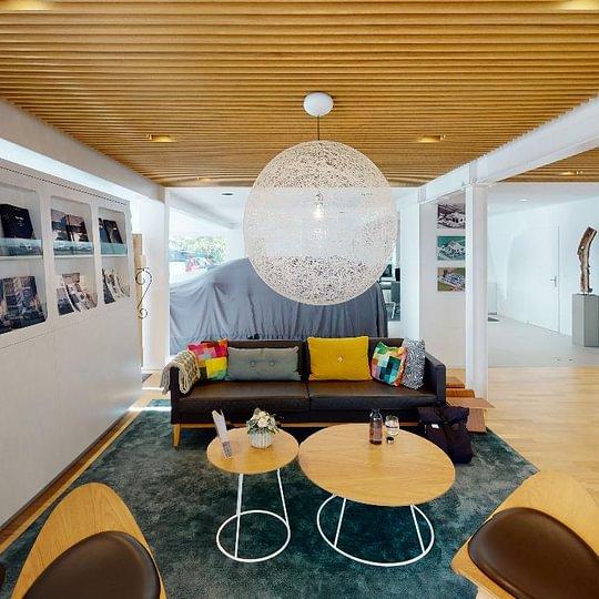 Lounge für unsere Kunden