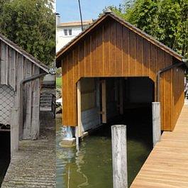 Bootshaus Renovation