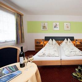 Standardzimmer (Wanderhotel)