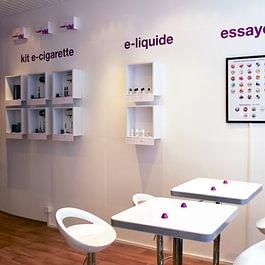 Magasin cigarettes électroniques Lausanne