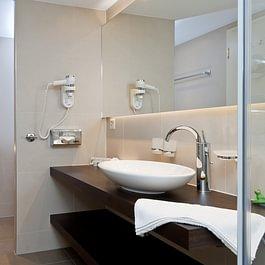 Badezimmer Doppelzimmer süd