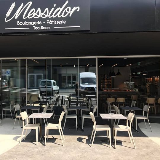 Messidor - Boulangerie - Lutry