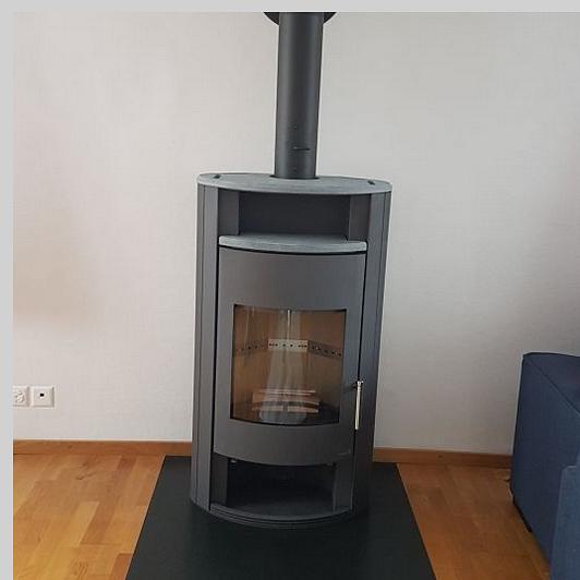 F. Ulmann GmbH, Weinfelden - Kaminbau & Schwedenöfen