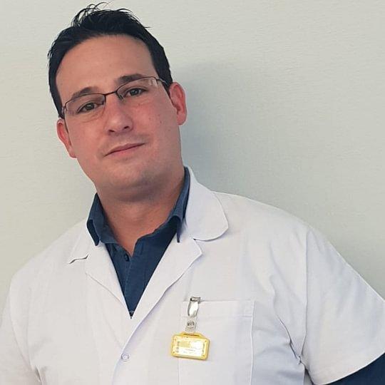 Dr méd. Ransan Mickaël
