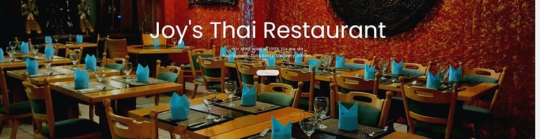 Joy's Thai Restaurant