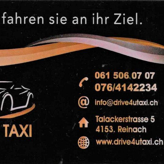 Drive4U Taxi