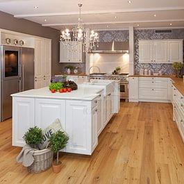 Küche Landhaus, KÄPPELI AG, Küchen- und Raumdesign