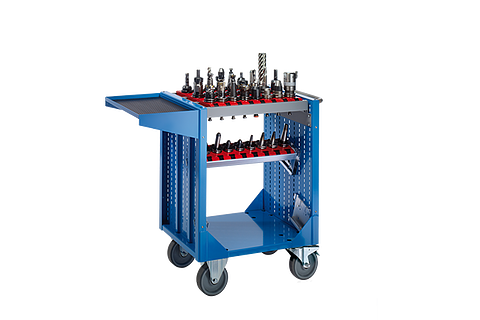 Transport et stockage CNC