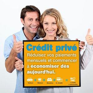 Crédit privé en Suisse