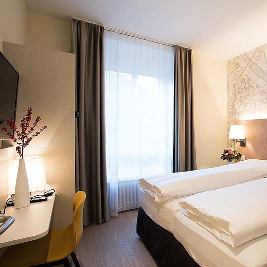 Style Doppelzimmer