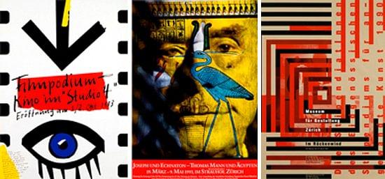 Plakate, F4, F200, F12 Siebdruck und Digital