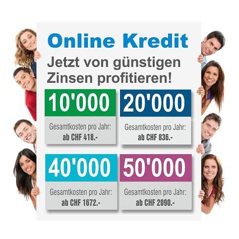 bestfinance.ch - Günstiger Online Kredit Schweiz