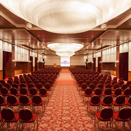 Crowne Plaza Geneva - Conferences