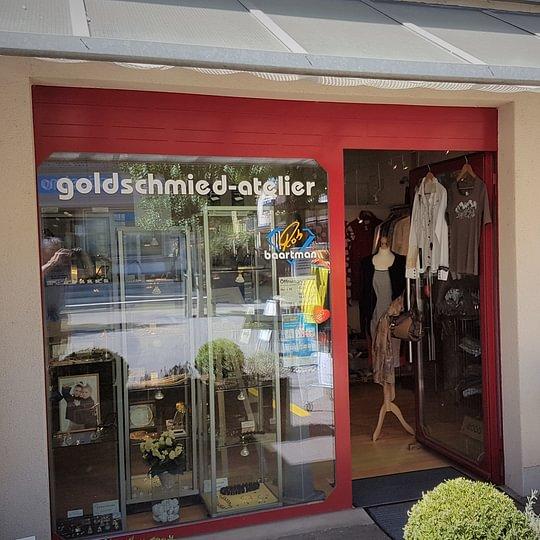 Rob Baartman, Goldscmied-Atelier