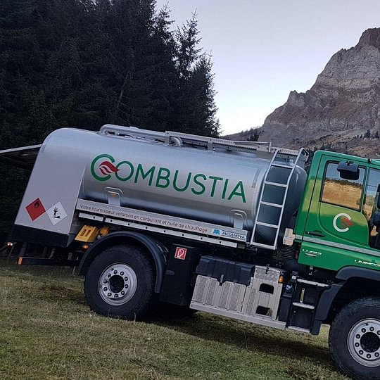 Combustia SA