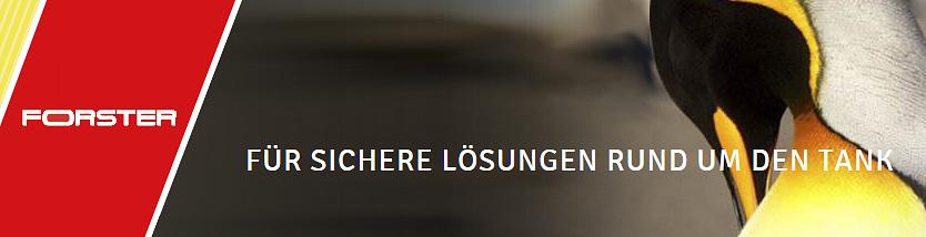 Forster AG für Tanksanierungen und Revisionen