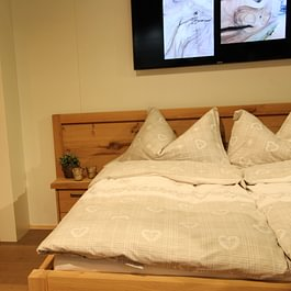Betten und Einbauschränke aus einer Hand