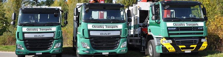 Chevalley Transports SA