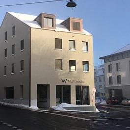Dachkonstruktion, MFH Adler Menzingen