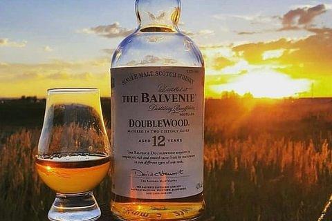 Whisky Rum e Gin