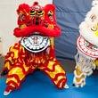 SUN WU - chinese Liondance