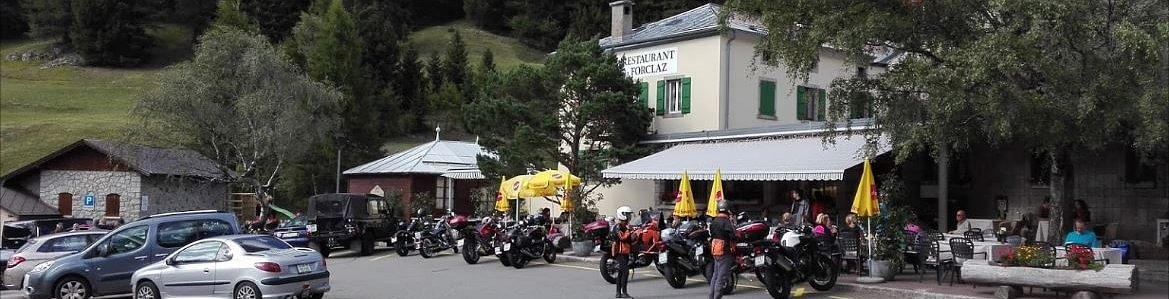 Hôtel du Col de la Forclaz