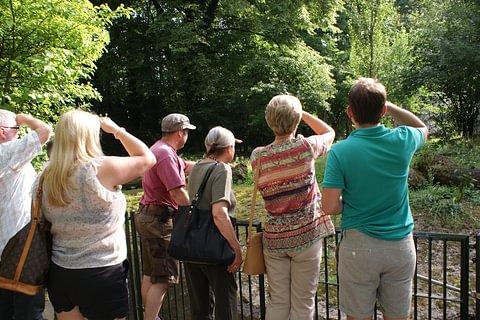 Führungen im Tierpark