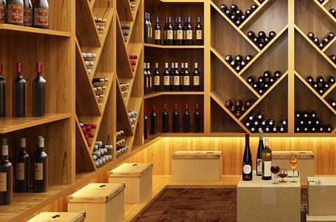 Equipements pour caves à vin