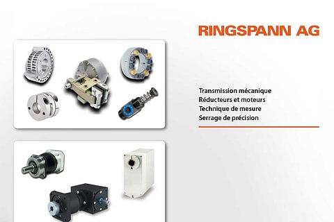 Antriebs-, Getriebe-, Mess- und Spanntechnik