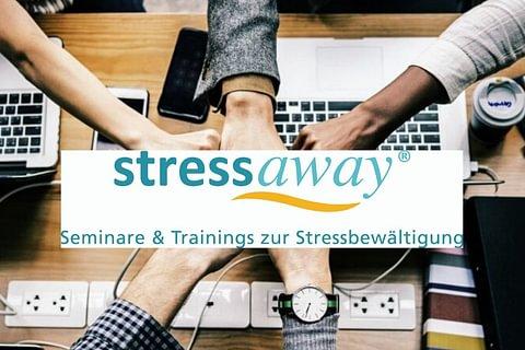 Seminare für Firmen - stress away empowers people at work