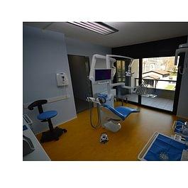 Sala di cura confortevole