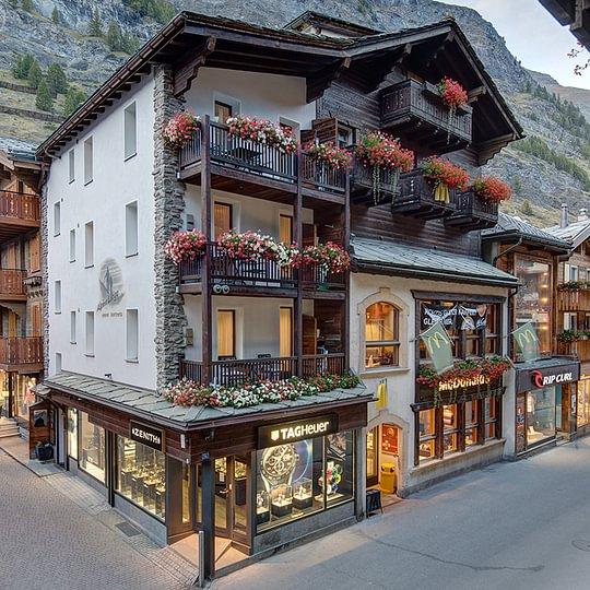 Chalet Alpine Lodge - Zermatt
