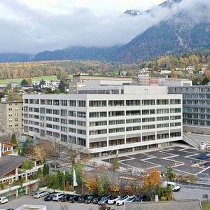 Hauptstandort Kantonsspital Graubünden