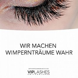 Wimpern-Extensions by LIA SOL BEAUTY & NAILS GmbH