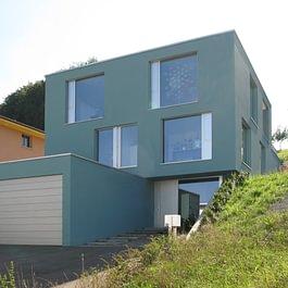 "AM Architektur, ""Pfaffenhalde"", Boniswil"