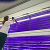 Fenster und Lamellenreinigung