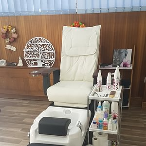 Fauteuil Pédicure avec massage