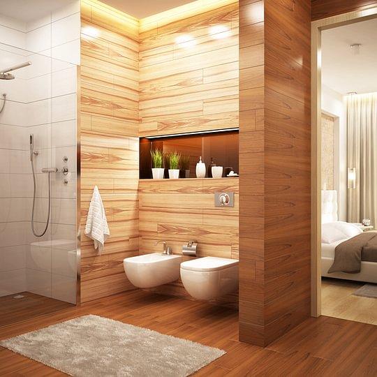 Duschanlagen