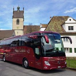 Rheintal Reisen Sieber, Diepoldsau - Mercedes-Benz Tourismo in Bregenz