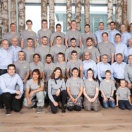 Mitarbeiterfoto, KÄPPELI AG + PARKETT KÄPPELI GmbH
