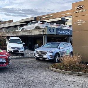 Willkommen bei Ihrem offiziellen Partner für Hyundai & SsangYong.