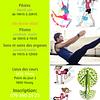 Cours de Pilates - de renforcement musculaire & relaxation