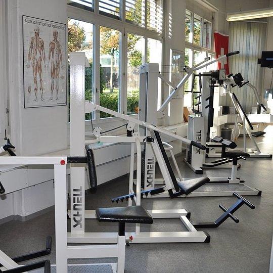 Physio Steinbach Trainingsbereich