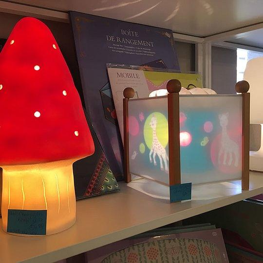 Lampes pour chambre enfant