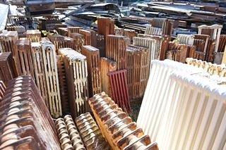 Achat matériaux avant démolition